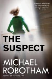 The Suspect Michael Robotham