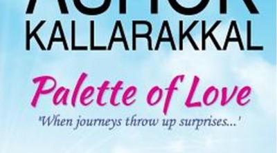 Palette of Love by Ashok Kallarakkal