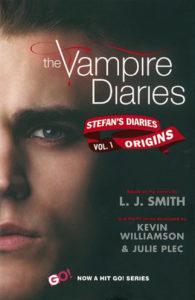 Stefan's Diaries Origins