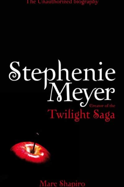 Stephenie Meyer the unauthorised biography