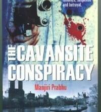 The Cavansite Conspiracy by Manjiri Prabhu