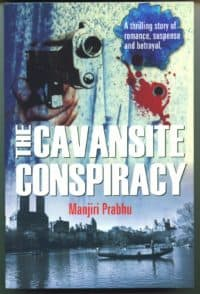The Cavansite Conspiracy by Manjiri Prabhu