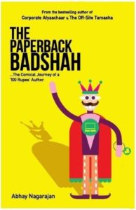 The Paperback Badshah by Abhay Nagarajan