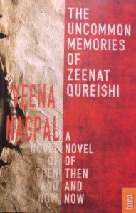 The Uncommon Memories of Zeenat Qureishi by veena nagpal