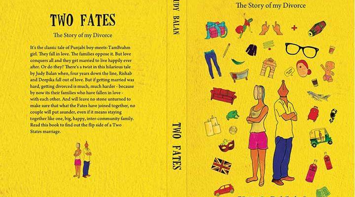 Two Fates Judy Balan Book Review