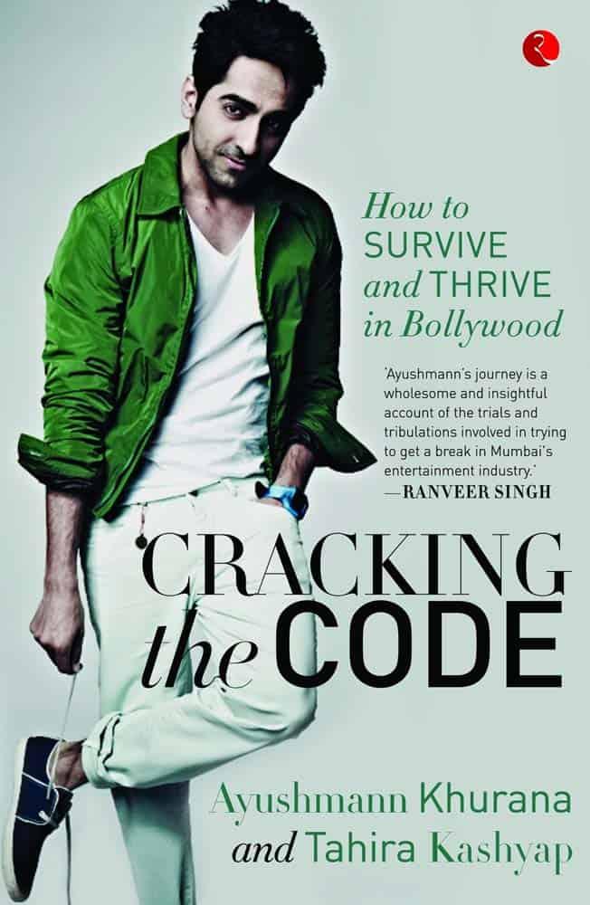 cracking the code ayushman khurana