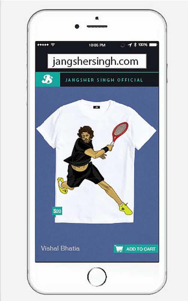 jangshersingh dot com