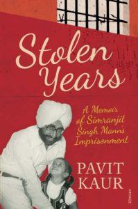 stolen years pavit kaur