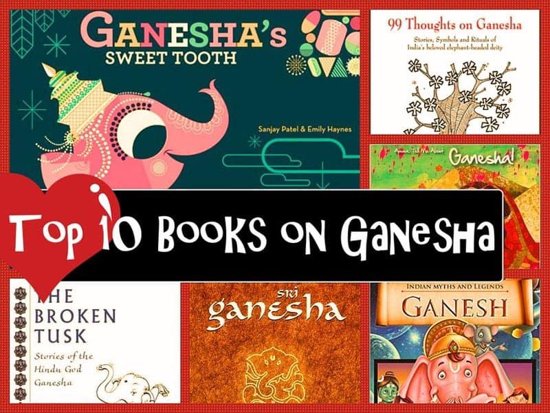 Books on Ganesha