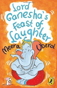 Lord Ganesha' s Feast of Laughter