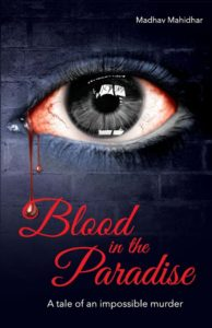 blood in the paradise