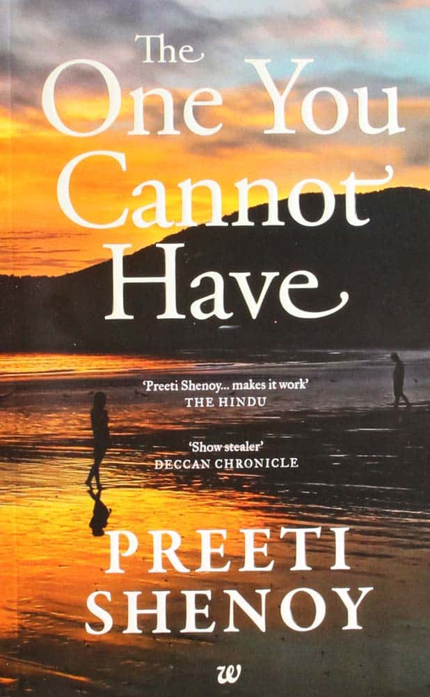 the one you cannot have preeti shenoy