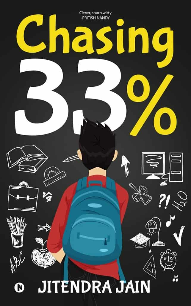 Chasing 33% by Jitendra Jain