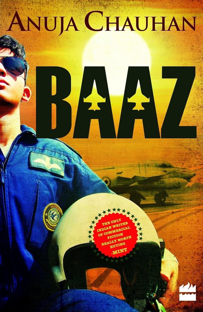 Baaz by Anuja Chauhan