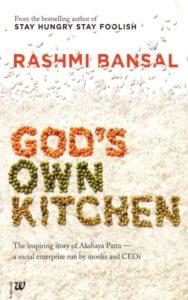 God's Own Kitchen by Rashmi Bansal