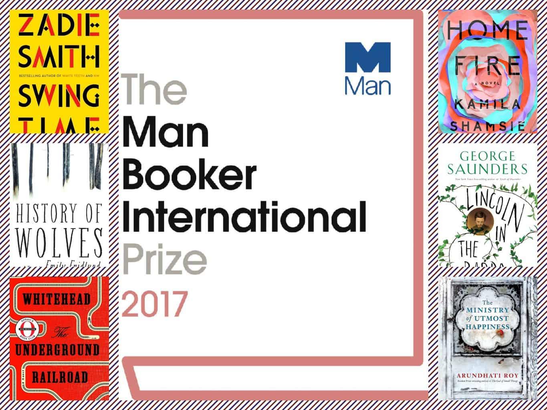 Man Booker Prize Longlist 2017