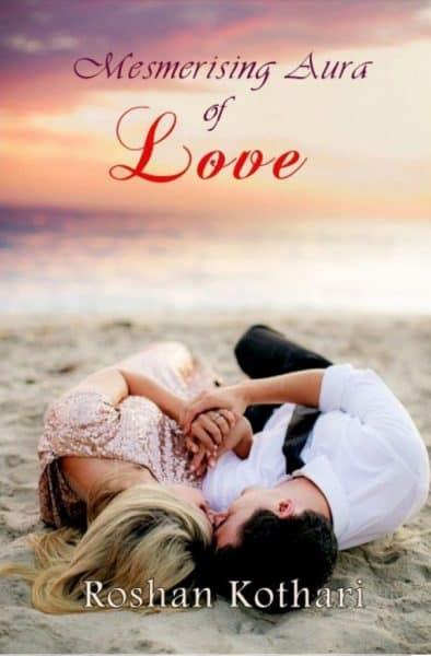 Mesmerising Aura of Love by Roshan Kothari
