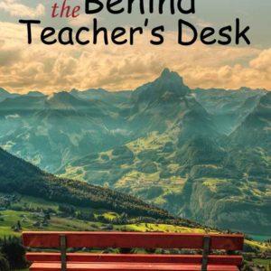 The Man Behind Teacher's Desk
