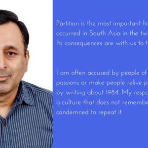 Vikram Kapur Author