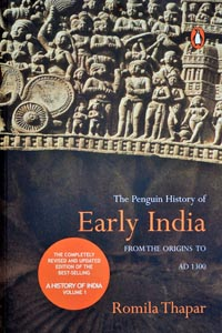 Early India From the Origins to AD 1300 by Romila Thapar