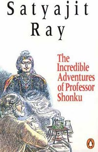 Professor Shonku by Satyajit Ray