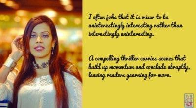 Nish Amarnath Author Interview