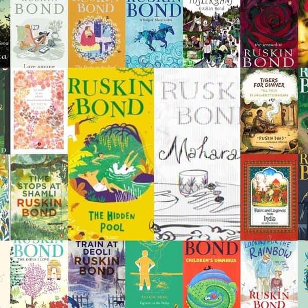 Best Ruskin Bond Books