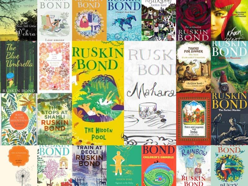 Ruskin Bond Books | A List of 35 Books by Ruskin Bond (2018)