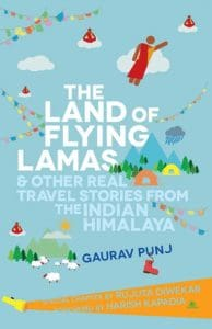 The Land Of Flying Lamas