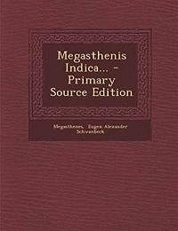 Megasthenes Indica