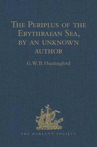 Periplus of the Erythraean Sea