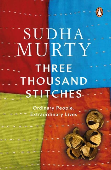 Three Thousand Stitches by Sudha Murthy