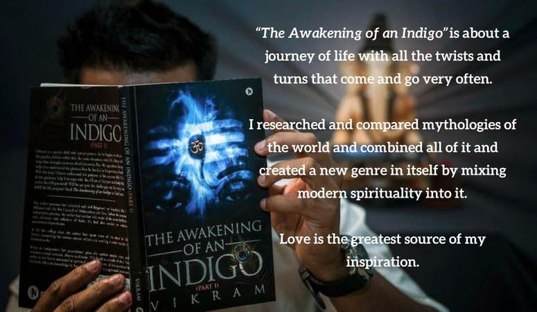 Author Vikram Interview