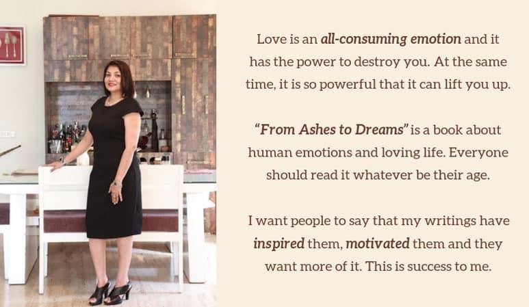 Rashmi Trivedi Author Interview