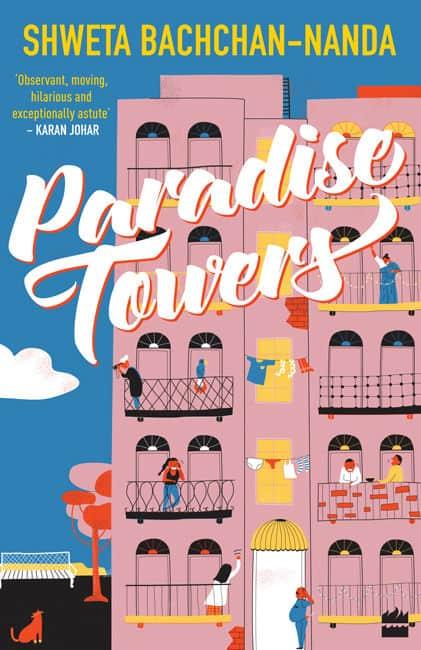 Paradise Towers Shweta Bachchan Nanda