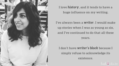 Damini Kane Author Interview