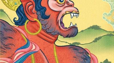 Vanara - The legend of Baali, Sugreeva and Tara