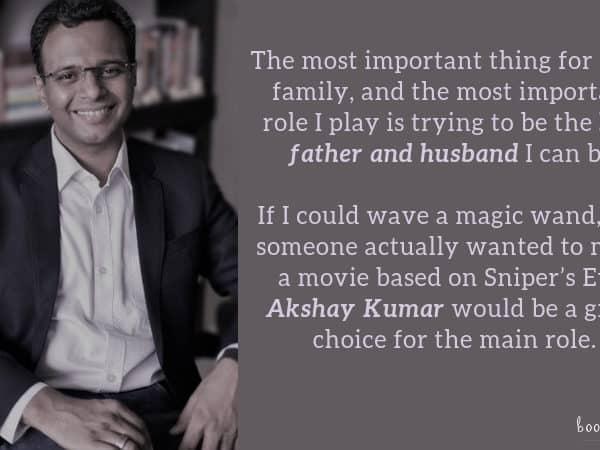 Mainak Dhar Author Interview