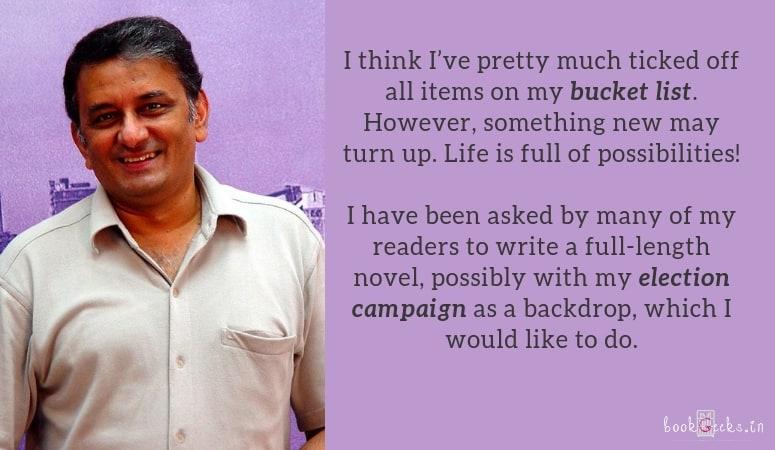 Niroop Mahanty Author Interview