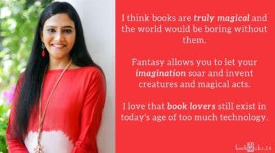 Arya Rajam Author Interview