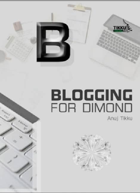 blogging-for-diamond-anuj-tikku-book-review