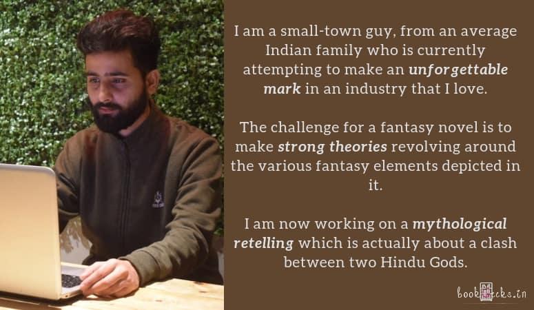 Antar Atreya Author Interview