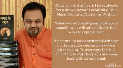 Ravi Kumar Author Interview