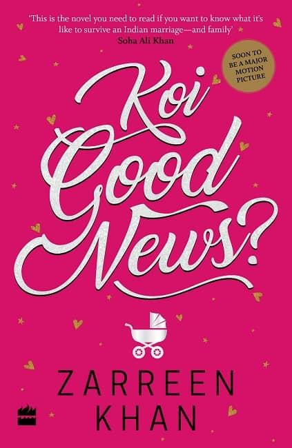Koi-Good-News-by-Zarreen-Khan