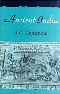 Ancient India by RC Majumdar history book