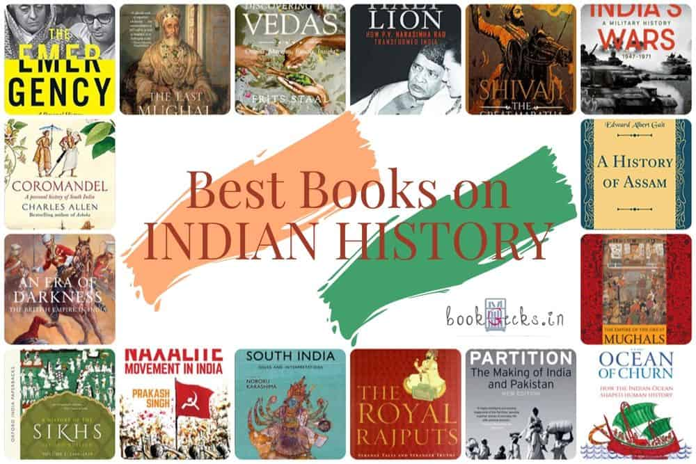 Indian History Books Best books on Indian History