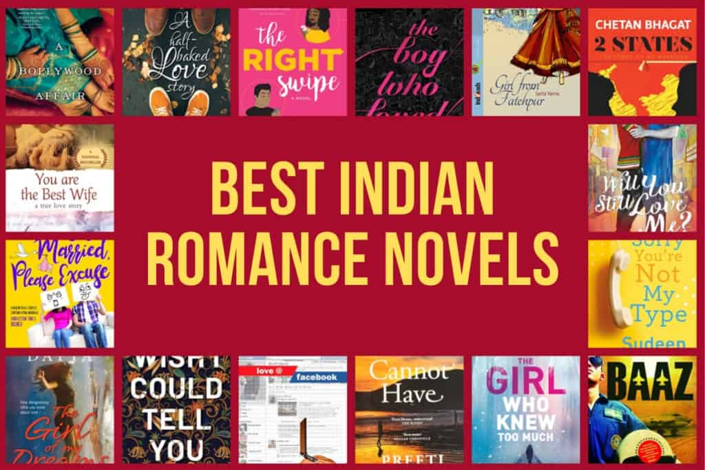 Best Indian Romance Novels