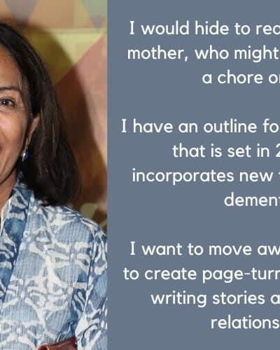 Vee Kumari Author Interview