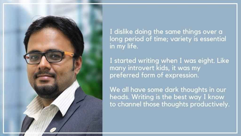 Debarshi Kanjilal Author Interview