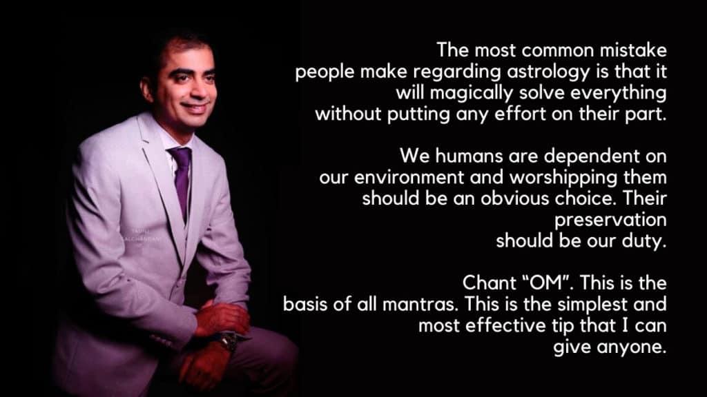 Tanuj Lalchandani Astroseer Interview
